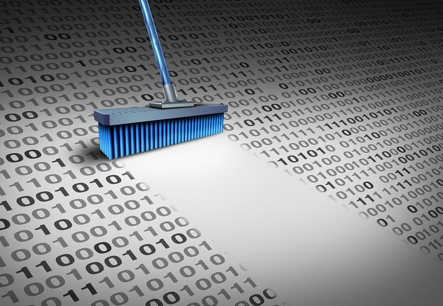 Daten vernichten?