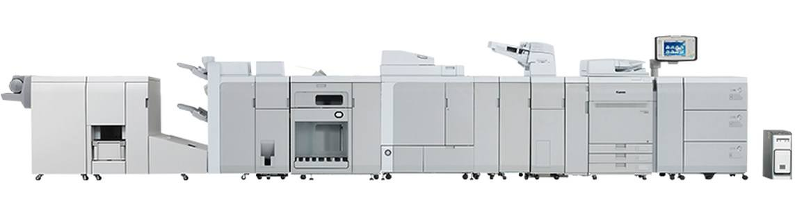 imagePRESS C850 2