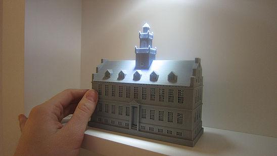 3D Workshop zum ersten Mal!