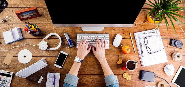 Schreibtisch Typ 1